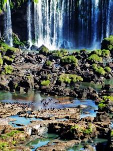 Iguassu Falls -- Waterfalls