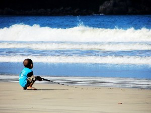 Ilha Grande -- Fisher Kid